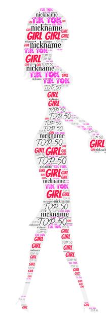 25 примеров ников для девушек