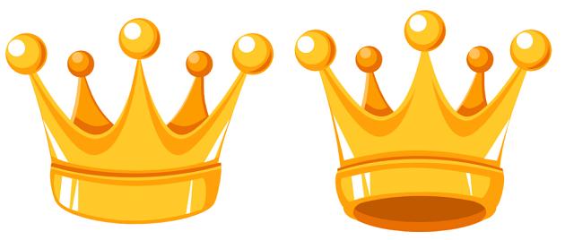Корона Тик Ток