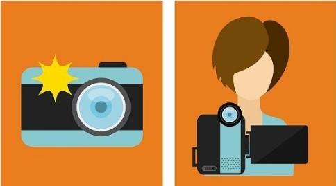 Фото и видеокамера
