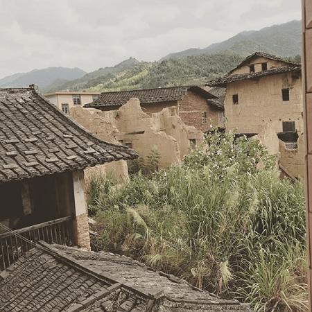 Развалины КНР