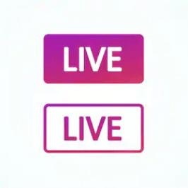 Иконка live