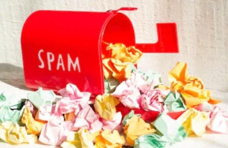 Тик ток не допускает рассылку спам сообщений